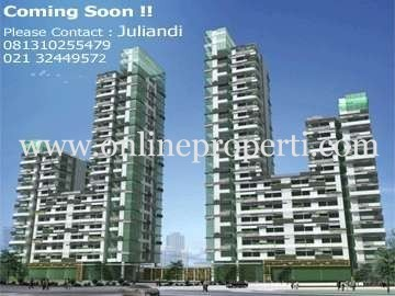 Apartemen Casa Goya &#8211; The Gianetti Apartment (Coming Soon) MD163
