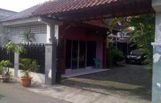 [TERSEWA] Rumah Strategis di Pancoran, Jakarta Selatan OP1177