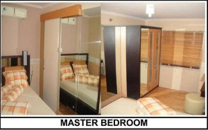 Disewakan Apartemen Modernland Tangerang 2 BR Fully Furnished PR475