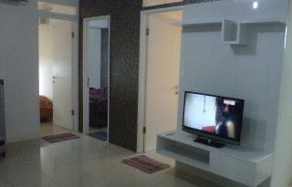 For Rent Green Palace Kalibata Tower Mawar 3 BR Fully Furnished PR495