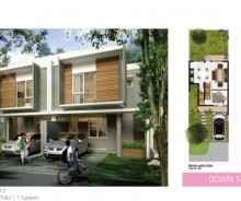 Launching Mapple Hills, Modern Town Resort di Sentul Nirwana MD173