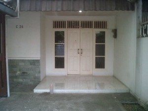 Dikontrakkan Rumah di Petukangan Selatan, Jakarta Selatan TP OP1163