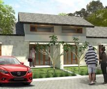 Perumahan Viyasa Valley, Rumah Baru Minimalis Murah di Bogor MD309