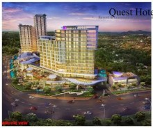 The Condotel Quest Hotel, Resort dan Convention Centre Sentul MD167