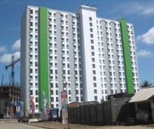 Apartemen Green Lake View Periode 2015 MD397