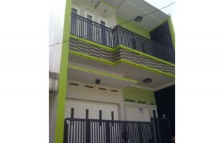 [TERSEWA] Rumah Baru di Komp. Depen Komdam Bintaro PR701