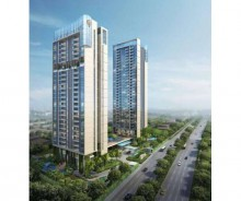 Wang Residence, Apartemen Luxury and Strategis di Jakarta Barat MD402