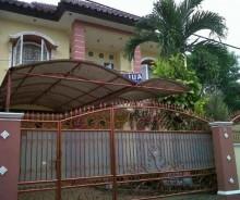 Rumah Strategis di Pondok Cabe Gaplek Pamulang AG538