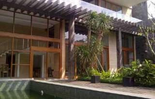 Dijual Rumah Baru Mewah dan Asri di Kawasan Ampera, Jakarta Selatan P1125