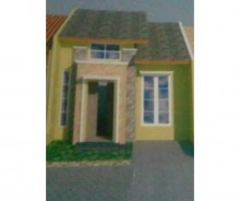 Dijual Rumah Baru di Pondok Aren, Tangerang Selatan PR739