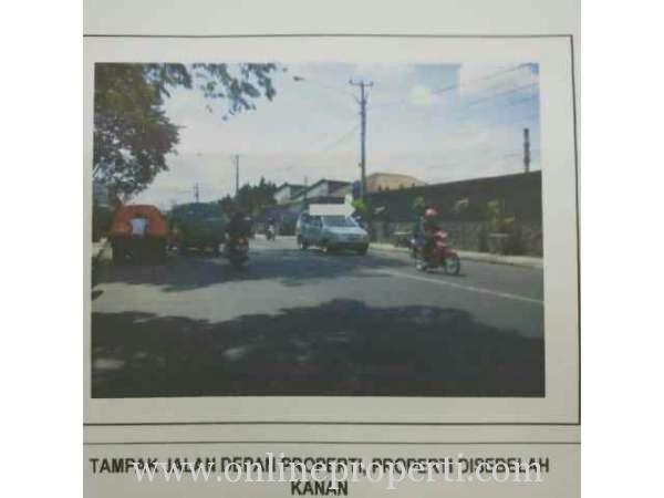 Jual Tanah dan Bangunan (ex Pabrik Tekstil) di Tengah Kota Bandung PR737