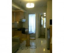 Disewakan Apartemen Kalibata City Tower Akasia Lantai 9 Corner PR831