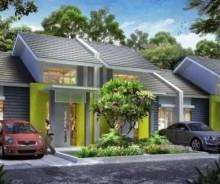 Dijual Rumah Minimalis Cluster Rosella Citra Indah, Bogor MD416