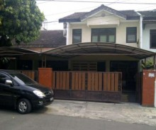 Dijual Rumah Kantor Siap Huni di Penjernihan, Jakarta Pusat AG552