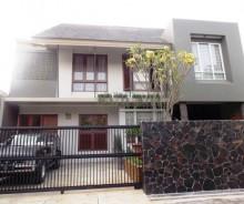 Dijual Rumah Baru Arsitek Resort Tropis View 2 Gunung di Bogor P1228