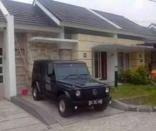 Disewakan Rumah Minimalis Semi Furnished di Rancamaya, Bogor PR756