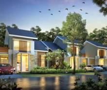 Dijual Rumah Minimalis Baru Cluster Rosemary Citra Indah, Bogor MD418
