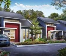 Dijual Rumah Minimalis Cluster Lavender Citra Indah, Bogor MD421