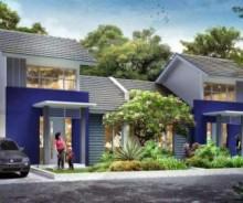 Dijual Rumah Cluster Semi Real Estate Rosella Citra Indah, Bogor MD424