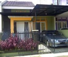 Dijual Rumah Mungil dan Cantik di Serpong City Paradise AG558