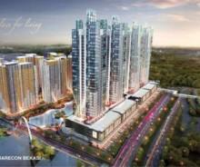 The SpringLake Apartemen Terbaru di Summarecon Bekasi MD431