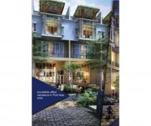 Hariston Soho, Kantor dan Rumah Modern di Pluit Mas, Jakarta MP146