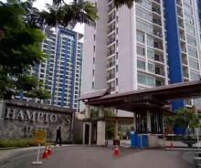 Dijual Apartemen Hampton Park Pondok Indah 2 BR Full Furnished AG574