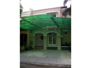Disewakan Rumah di Perumahan Permata Mediterania, Jakarta Barat PR783