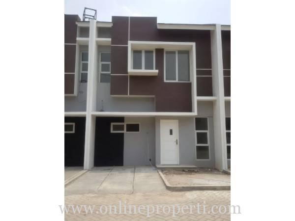 Dijual Rumah Townhouse Eksklusif di Green Village, Bekasi AG604