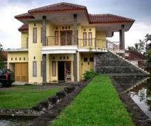 Dijual Villa Luas dan Strategis di Kampung Pesawahan Cipanas, Garut PR801