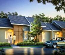 Dijual Rumah Baru Cluster Bukit Chrysant Citra Indah, Bogor MD439