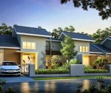 Dijual Rumah di Cluster Baru Chrysant Citra Indah, Bogor MD441
