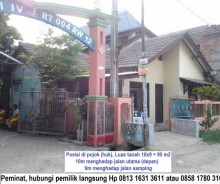 Dijual Rumah Siap Huni di Pondok Ungu Permai, Bekasi PR822