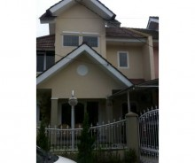 Dijual Rumah di Bukit Danau Bogor Raya AG649
