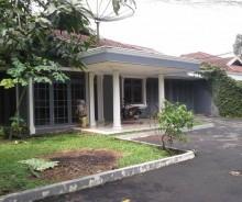 Dijual Cepat Rumah Tua di Kenanga Ampera Kemang, Jakarta Selatan PH028