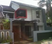 Dijual Rumah Minimalis di Komplek Inhutani Ciputat, Tangerang Selatan PR829