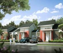 Dijual Rumah Minimalis di Cluster Magnolia Citra Indah MD465