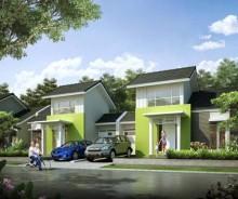 Dijual Rumah Cluster Magnolia 200 Jutaan di Citra Indah MD466