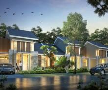 Rumah Minimalis Baru Bukit Rosemary di Citra Indah Cibubur MD469
