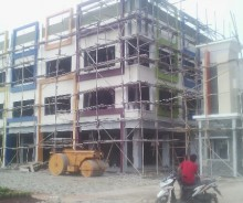 Dijual Ruko Baru Strategis di Cikarang Utara, Kab. Bekasi MP157