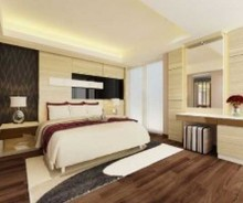 Disewakan Apartemen Royale SpringHill Tower Marygold 3+1BR AG692