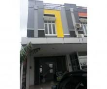 Dikontrakan Ruko Strategis 3 Lantai di Ciluar, Bogor PR875