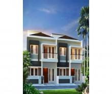 Jual 2 Unit Rumah Gandeng di Tanjung Duren, Jakarta Barat AG683