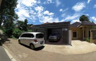 Jual Rumah Asri Daerah Cimenyan, Bandung P1192