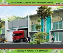 Teluknaga Bizzpark, Gudang Strategis di Tangerang AG718