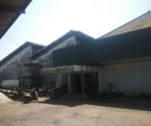 Dijual Tanah dan Bangunan Ex Pabrik di Bandung PR891