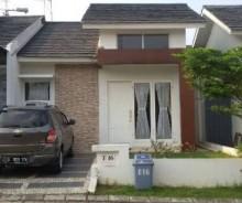 Dijual Rumah di Perumahan East Point Residence Jatibening, Bekasi AG740