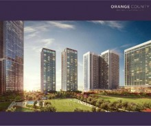 Orange County City, New project by Lippo Group di Lippo Cikarang MP136