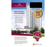 Apartemen Adhigrya Pangestu Exclusively For Women di Depok MD504