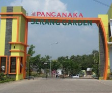 Pancanaka Serang Garden Perumahan Baru di Serang, Banten MD512